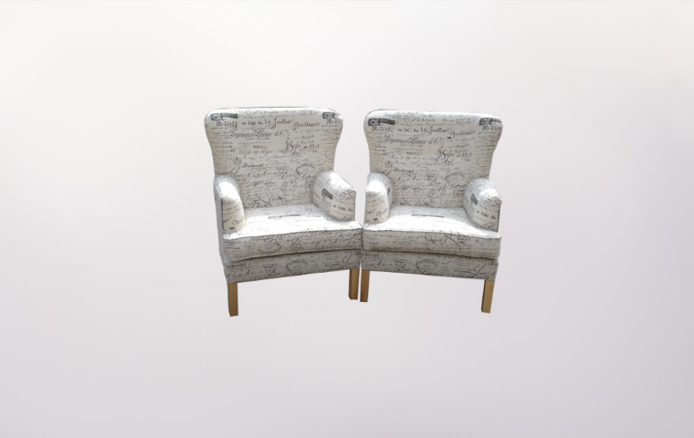 Arm Chairs - Furniture Re-Upholstery - Southern Suburbs