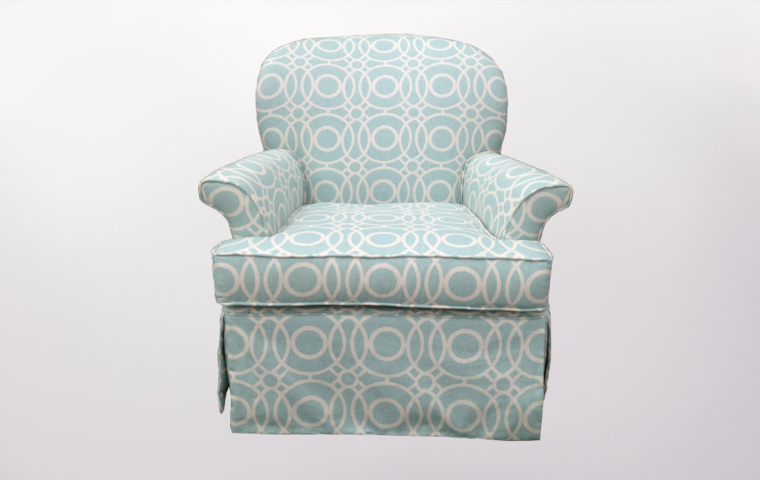 Arm Chair - Furniture Re-Upholstery - Southern Suburbs