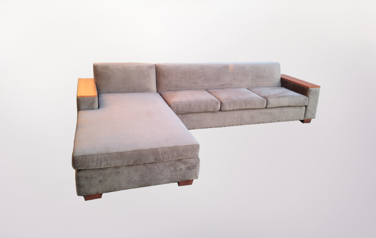 Corner Unit - Furniture Re-Upholstery - Southern Suburbs