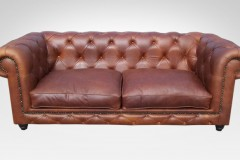 Chesterfield - Furniture Re-Upholstery