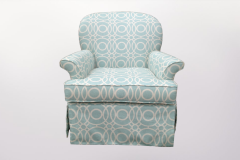 Arm Chair - Furniture Re-Upholstery