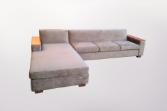 Corner Unit - Furniture Re-Upholstery - Bo Kaap